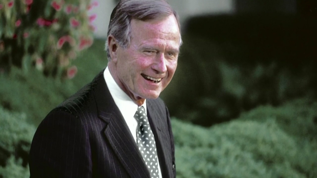 ETSU professor says George H.W. Bush leaves behind historical presidency