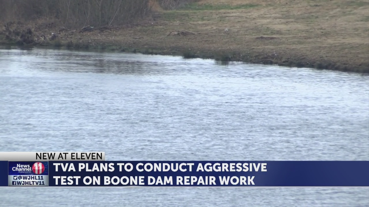 TVA to raise Boone Lake to highest level in more than five years