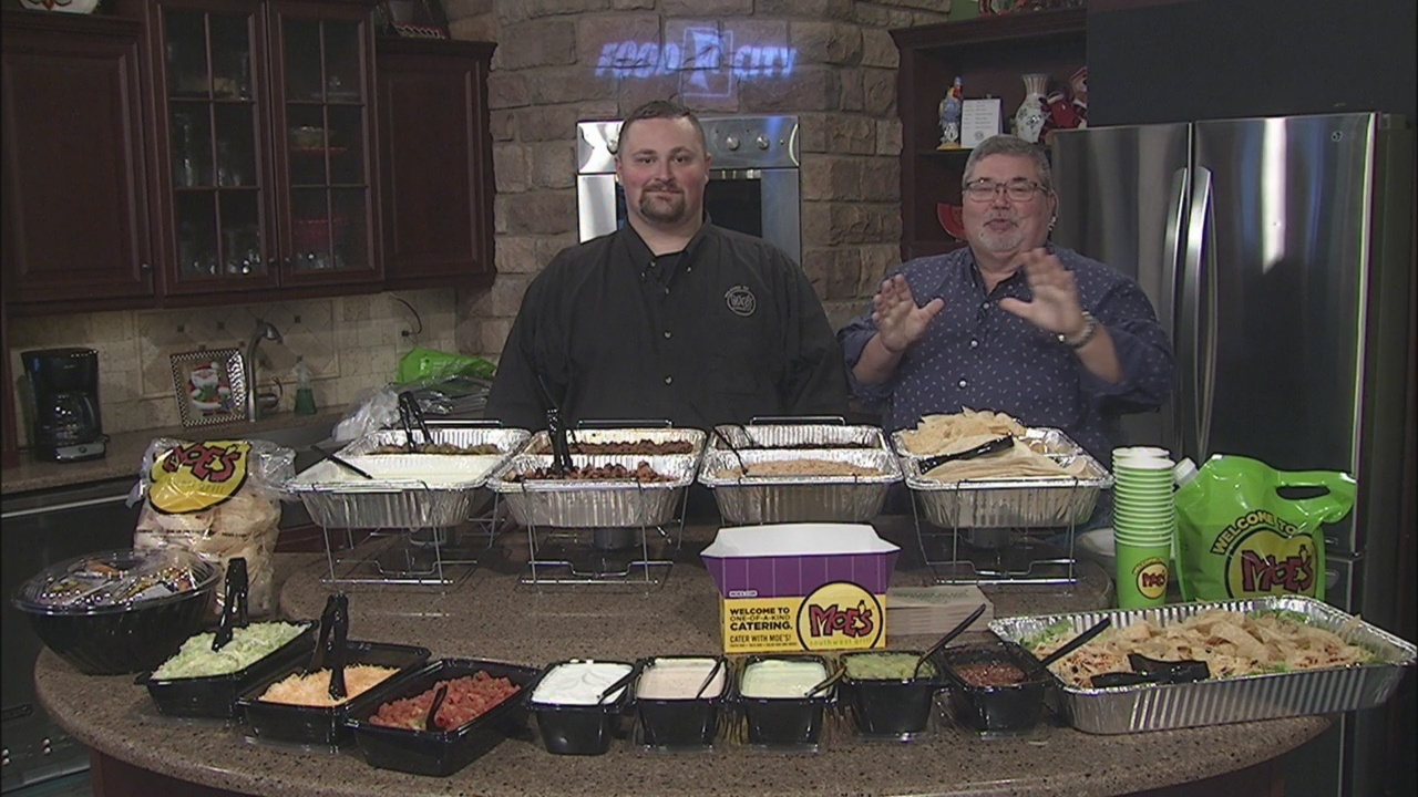 Catering at Moe's Southwest Grill