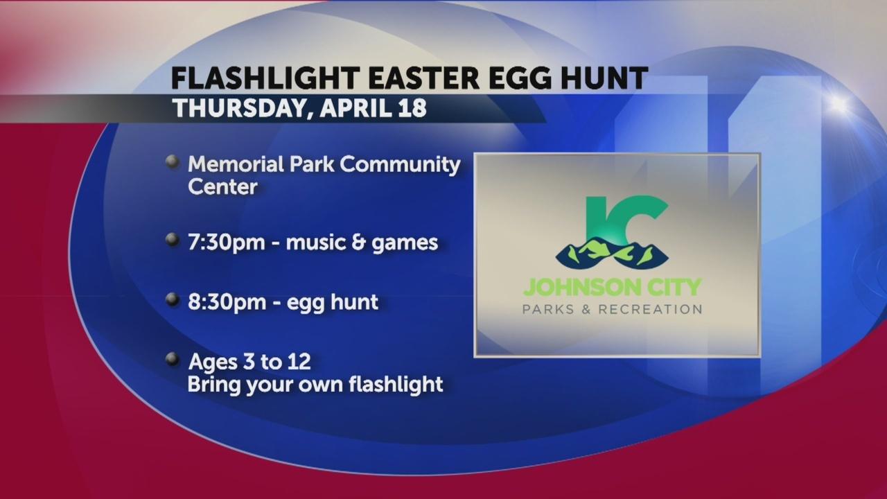 Johnson City Parks and Recreation announces April events