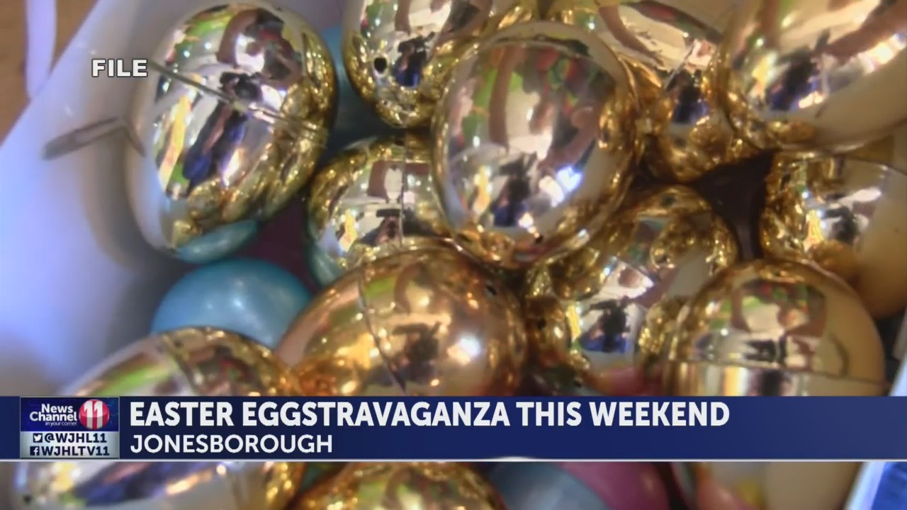 Jonesborough Easter Eggstravaganza