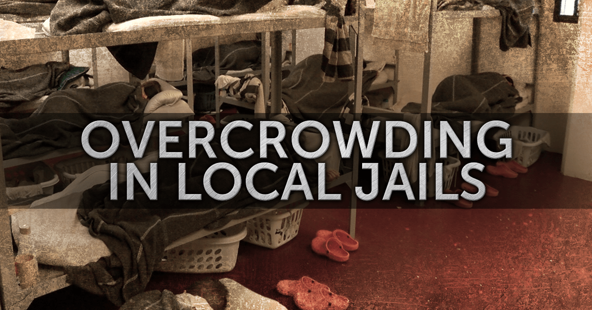 Dangerous' Sullivan County jail critically overcrowded