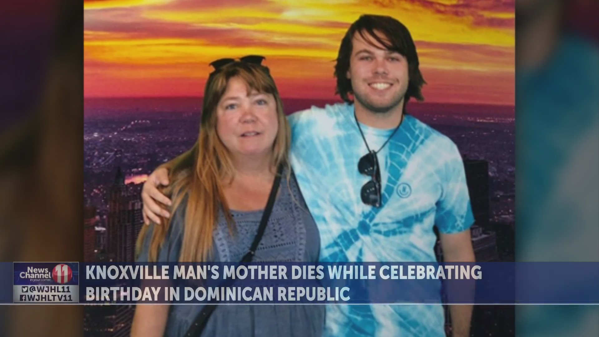 Knoxville man seeks answers after mother's death in Dominican Republic