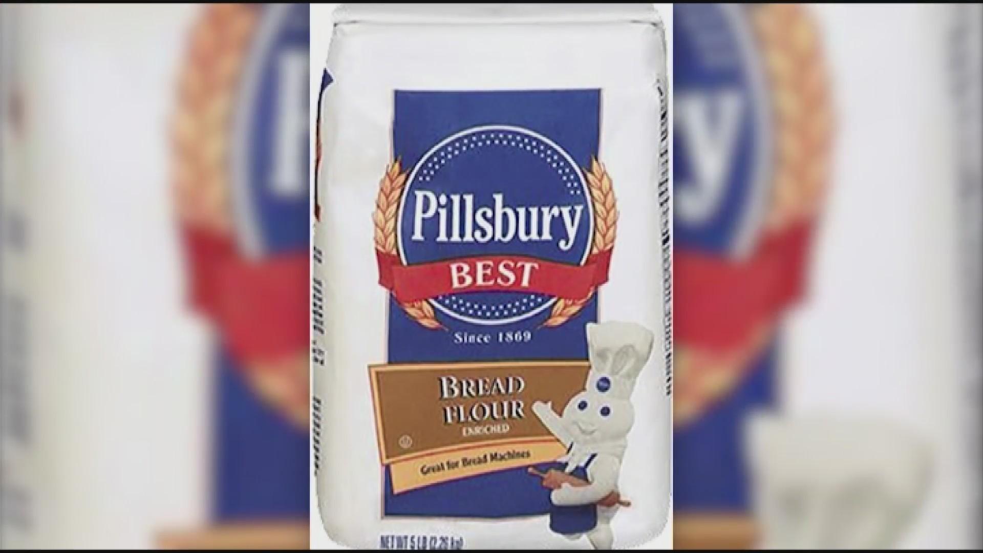 Pillsbury flour recalled due to E. coli concerns