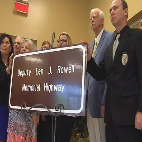MDOT dedicates memorial highway (Image 1)_11506