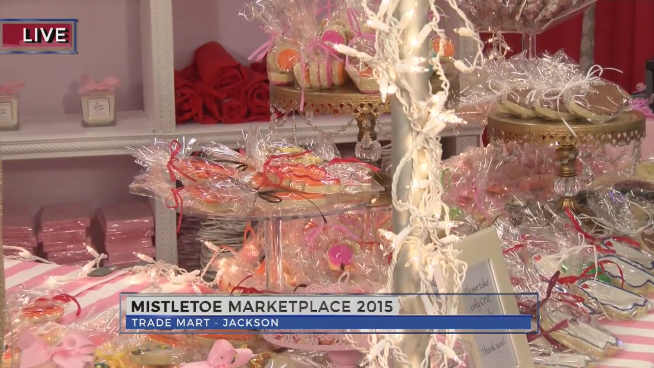 Mistletoe Marketplace: Whimsy Cookie Company