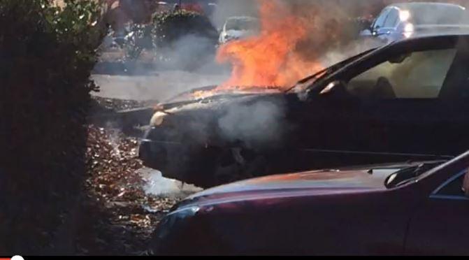 car on fire_106304