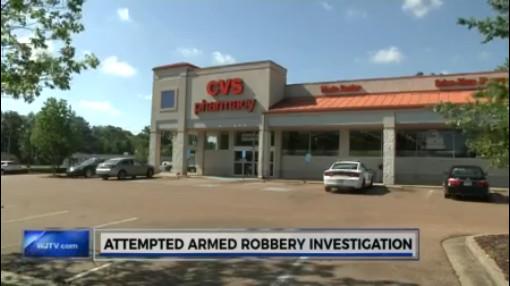CVS robbery attempt_164712