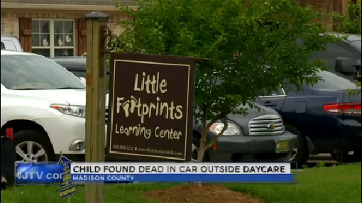 Child Found Dead in Car Outside Daycare_170665