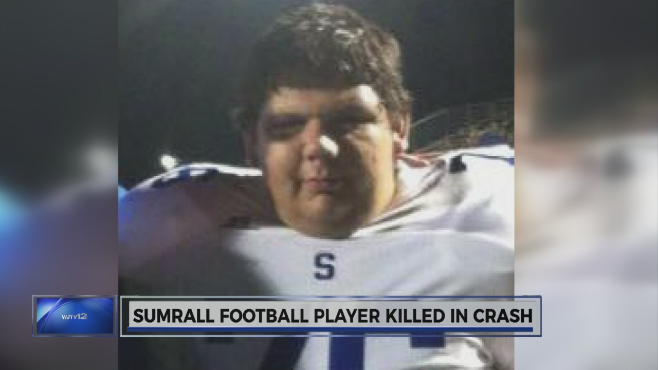 Sumrall football player killed in accident