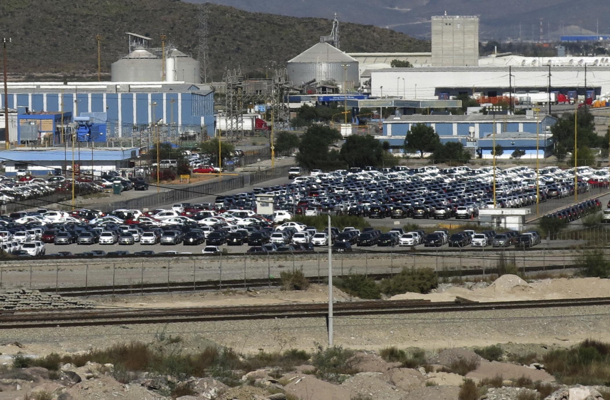 FILE PHOTO General Motors plant Photo by Marso Ugarte, AP Photo_245137