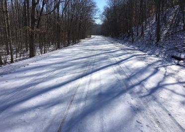Image result for natchez trace snow storm feb 2021