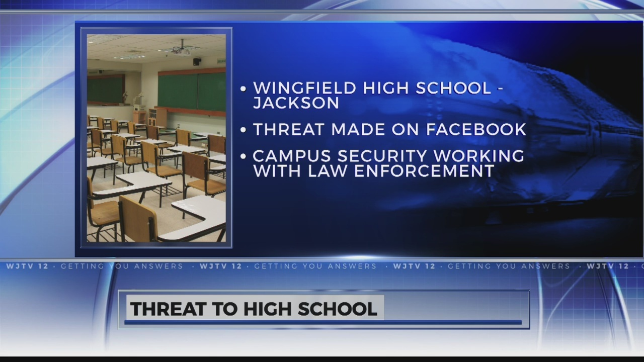 Threat made against Wingfield High School