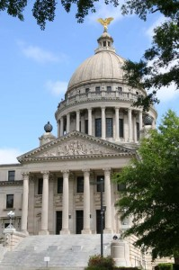 MS state capitol
