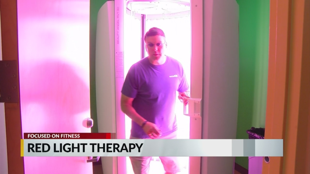 Red Light Therapy Could Help Your Skin