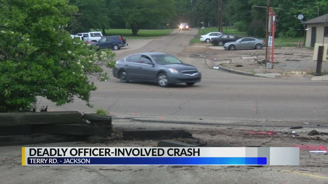 Deadly officer involved crash