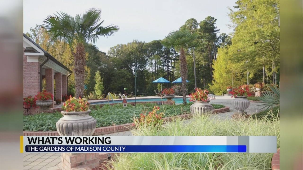 Gardens of Madison County Tour this Weekend