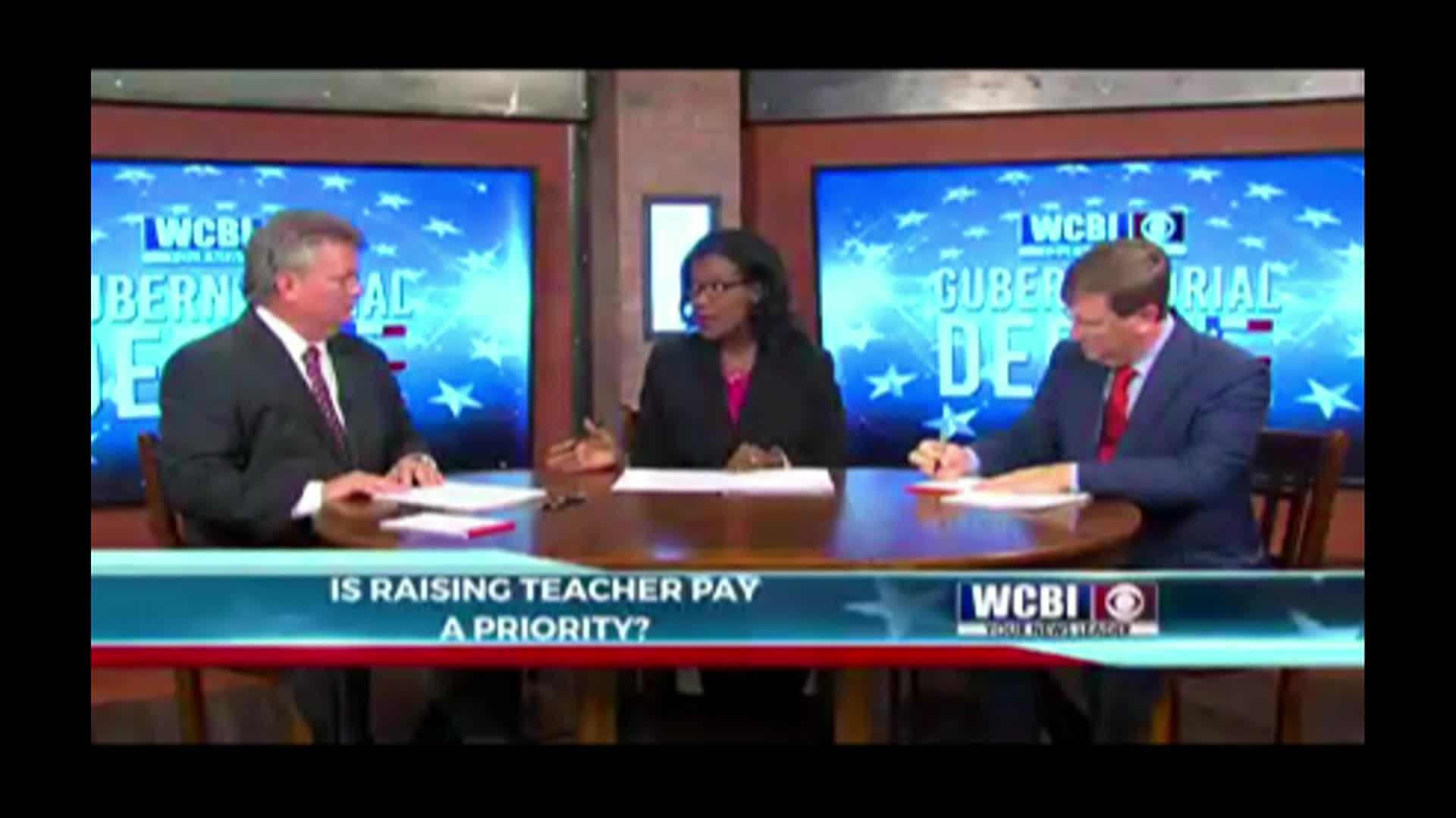 2nd gubernatorial debate