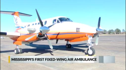 Fixed Wing Ambulance