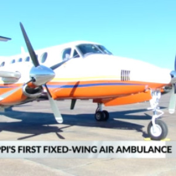 Fixed Wing Ambulance