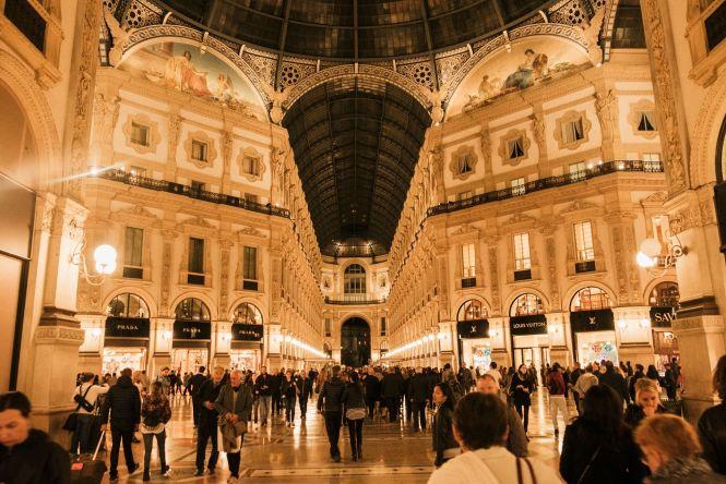 Galleria Vittorio Emanuel II