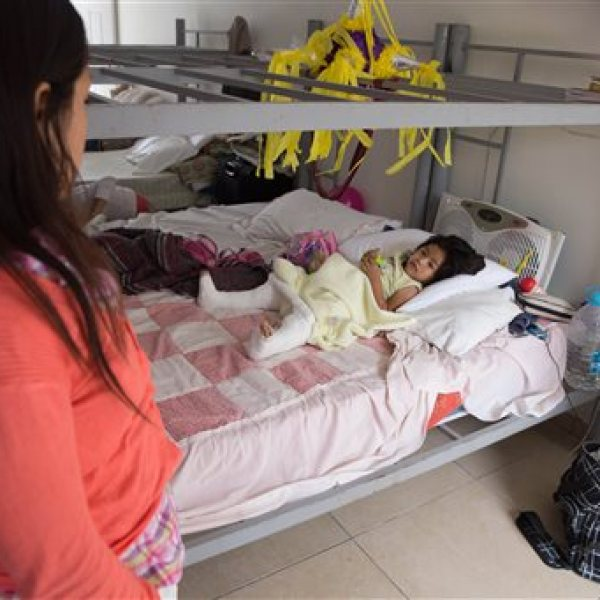 Immigration Overload Migrant Kids_229772