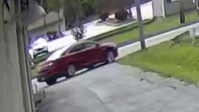 First American Loan in Austintown robbery getaway car
