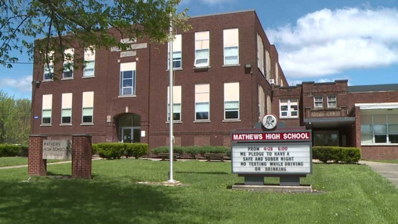 Mathews High School