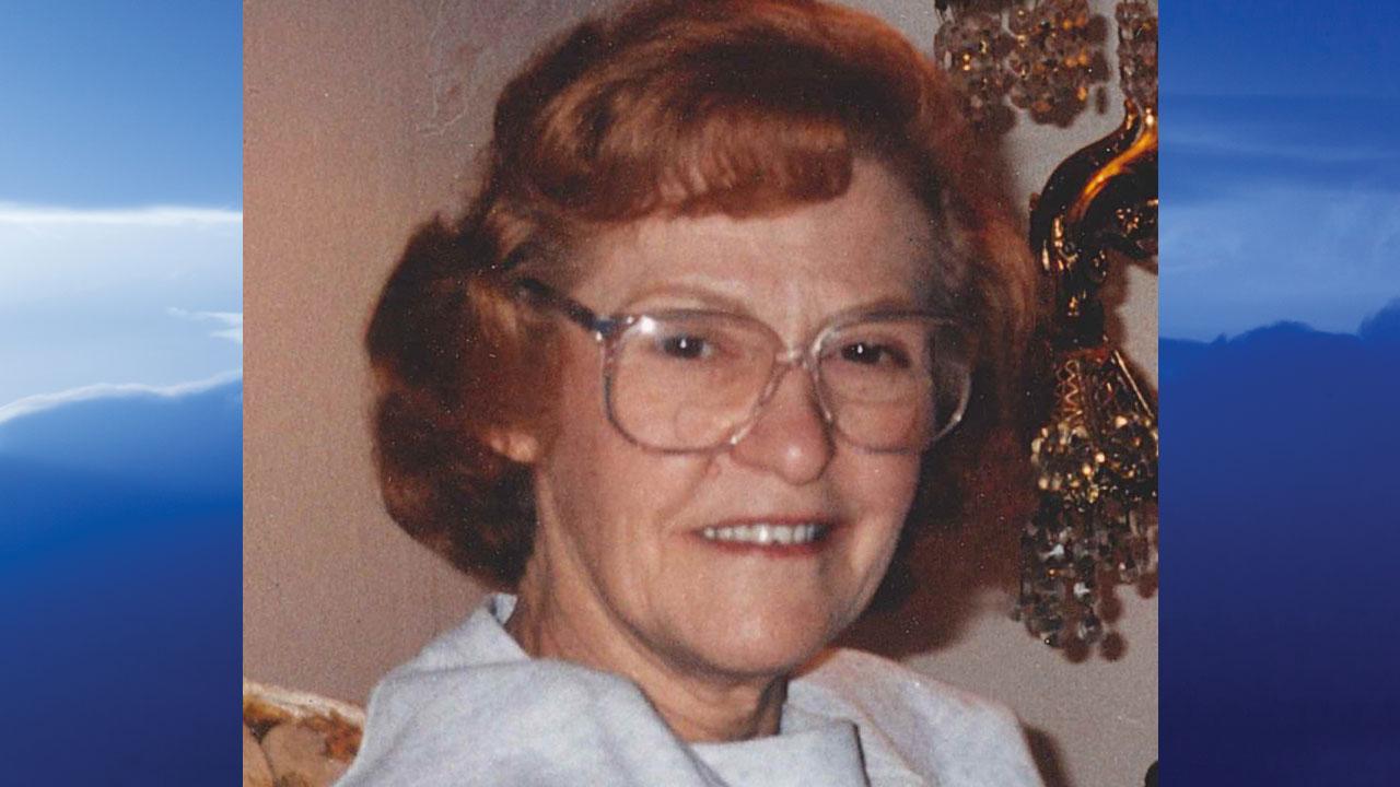 Arlene Joan Gibbs, Warren, Ohio - obit