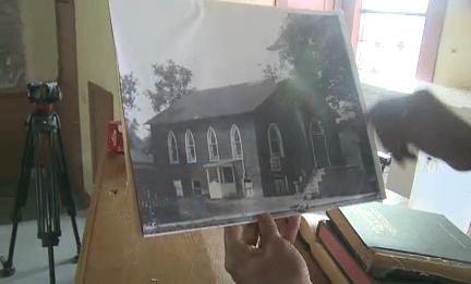 Second Baptist Church in Warren