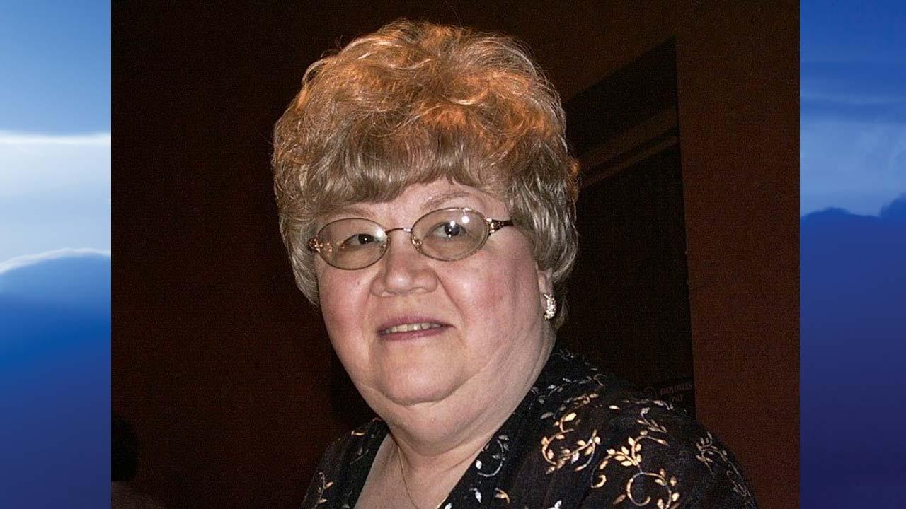 Patricia A. Napolitan, Youngstown, Ohio - obit