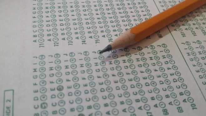 ACT Test Generic
