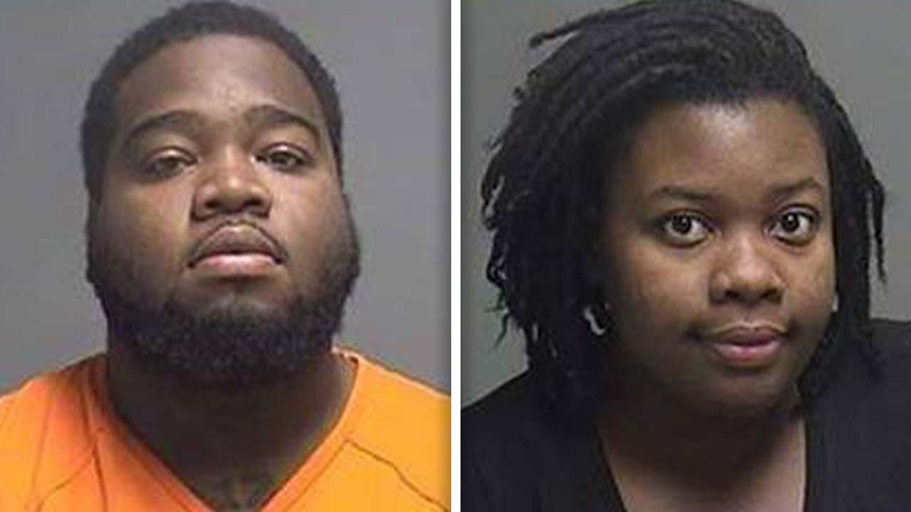 Dashonti Baker and Barraya Hickson, Youngstown murder suspects