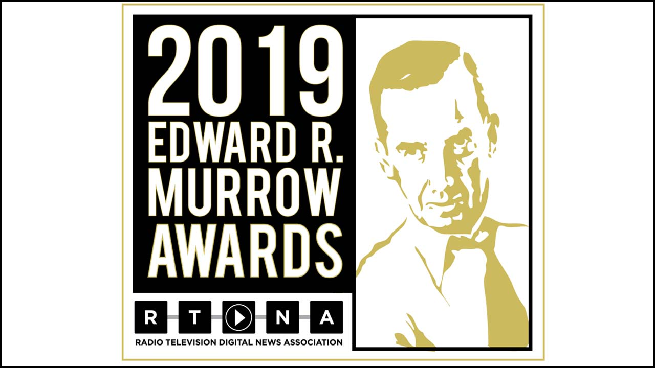 Edward R. Murrow Awards 2019