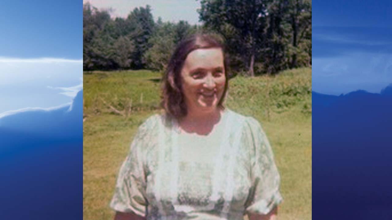 Mabel Mae Fullwiler, Newton Falls, Ohio - obit