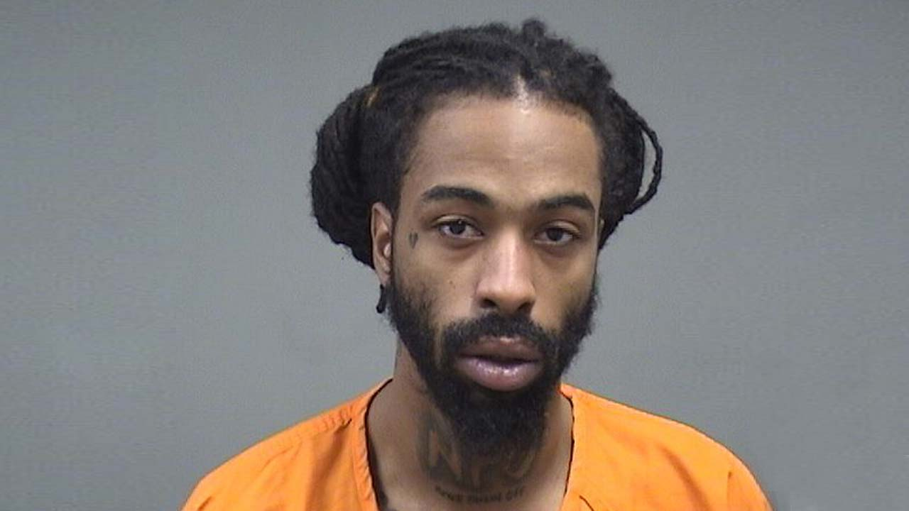 Rayjzon Sams, charged with drug trafficking in Campbell