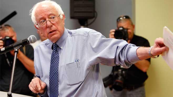 Senator Bernie Sanders_145147