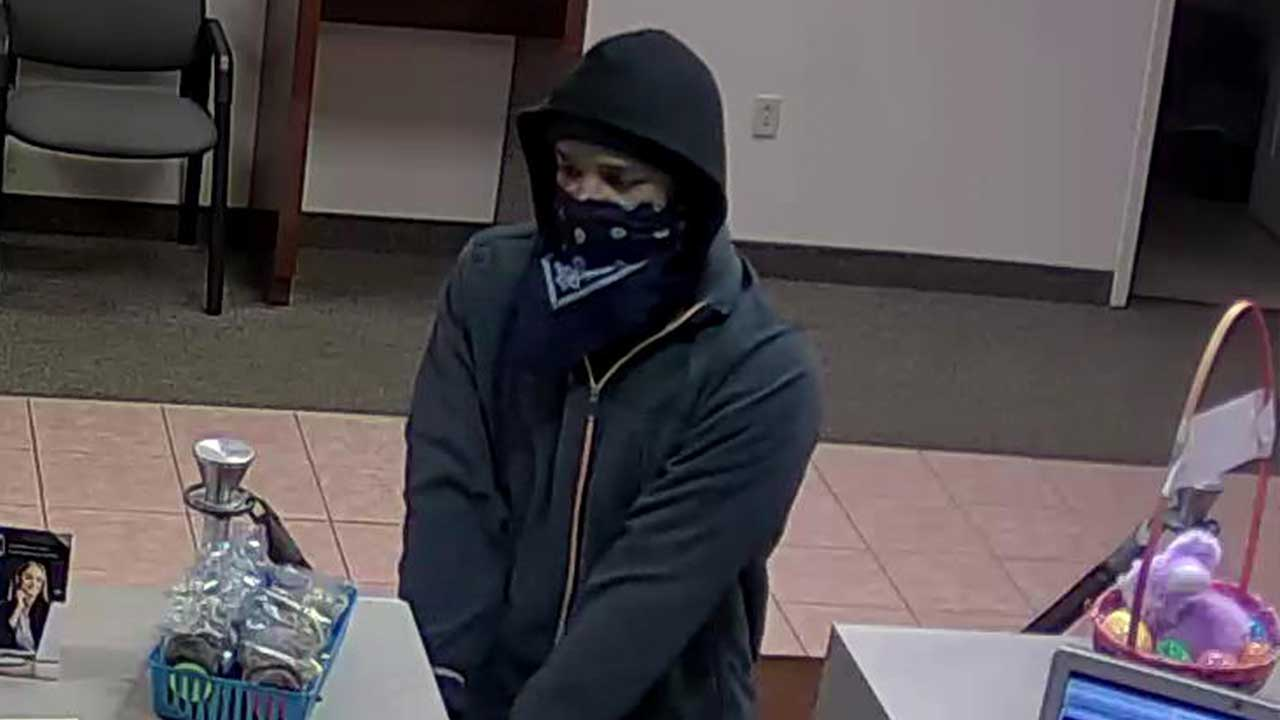 Youngstown Robbery Suspect Close-up
