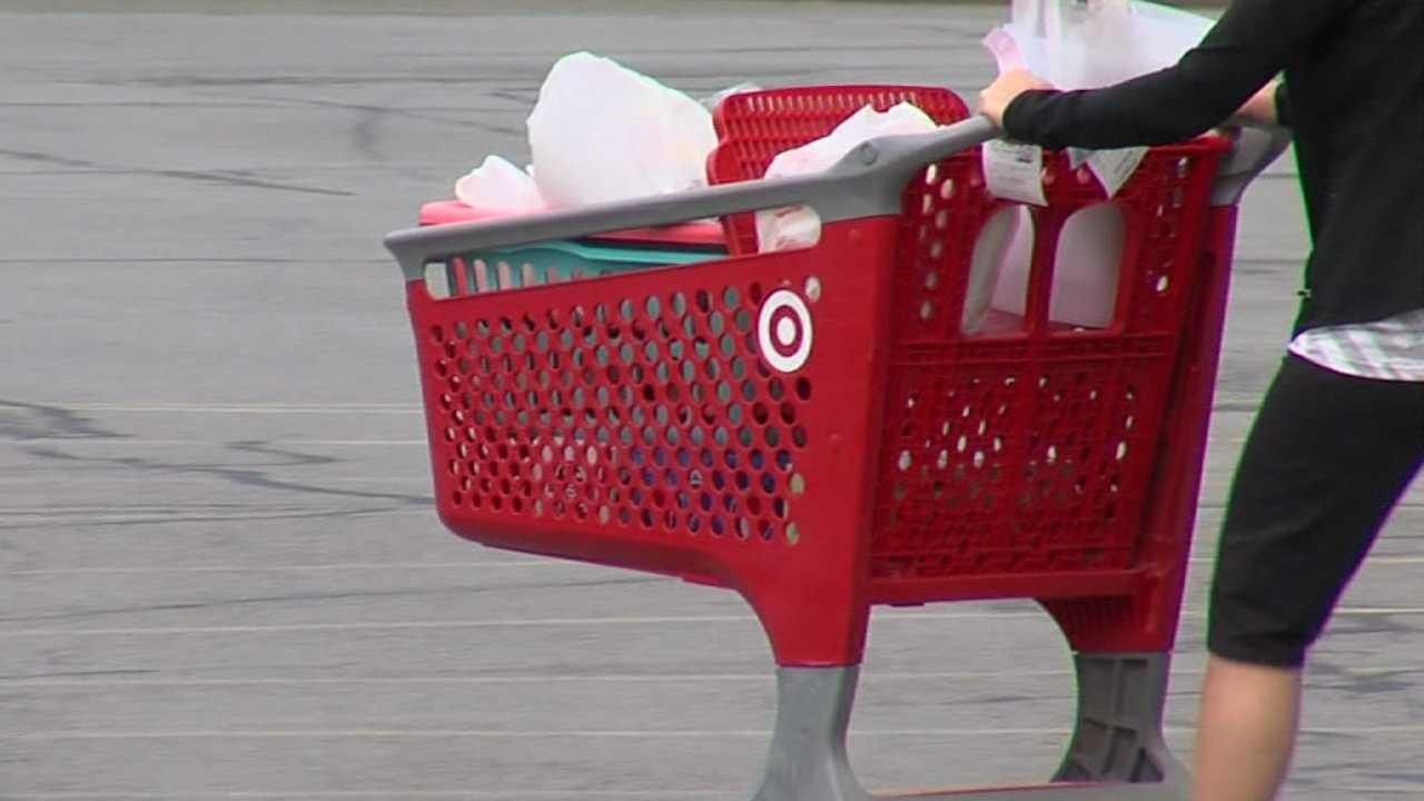 Target, shop, shopping