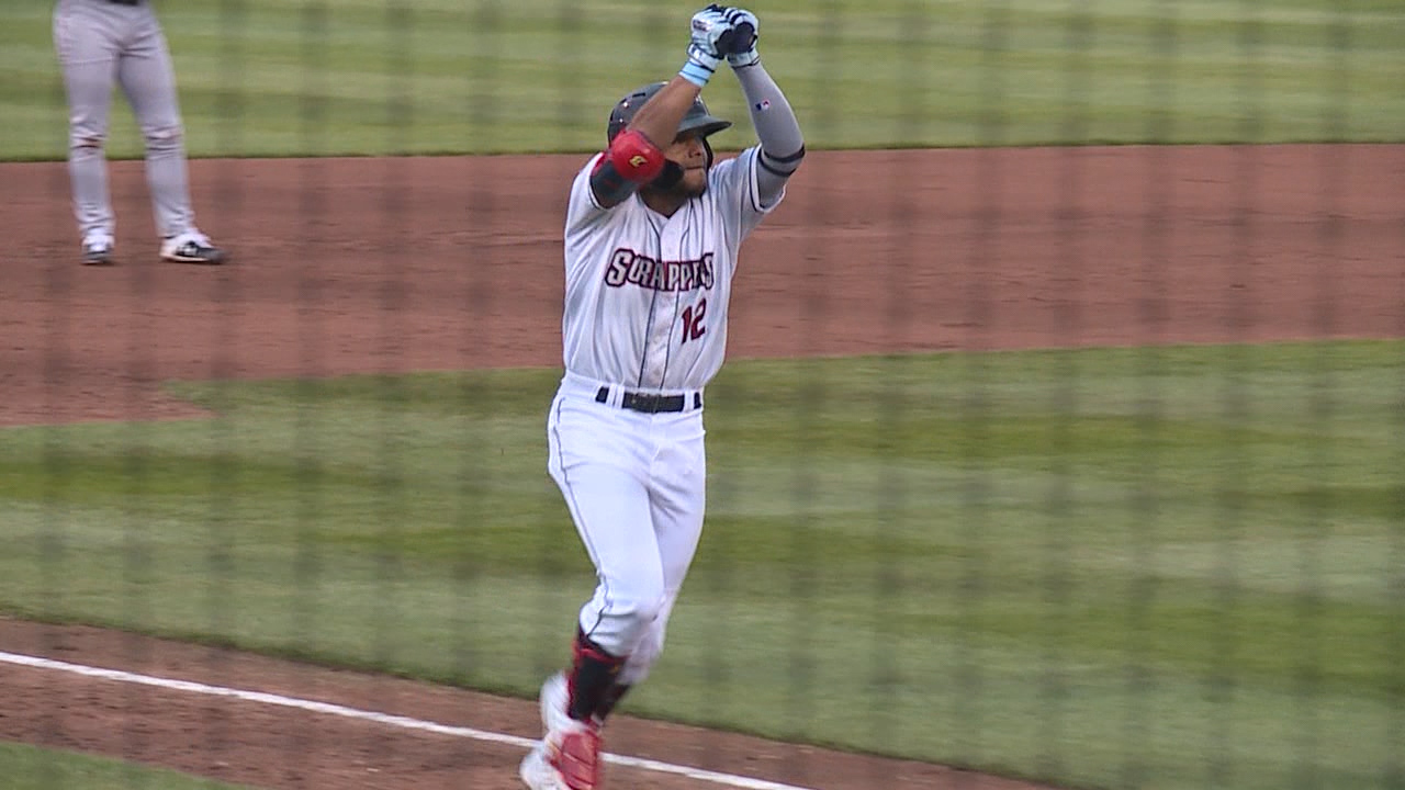 Scrappers lead the league in home runs thanks to consistent approach
