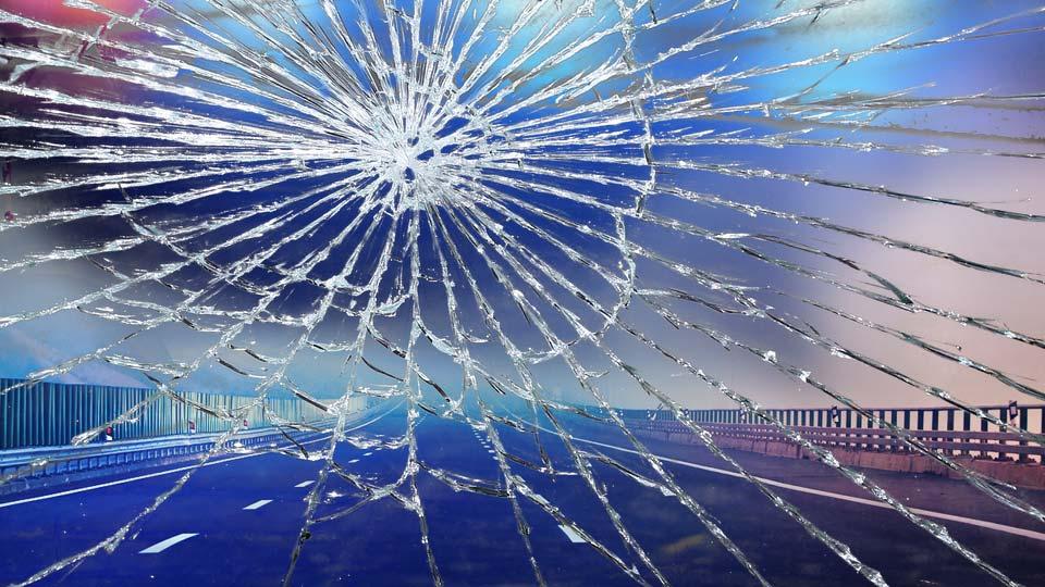 Car accident crash generic