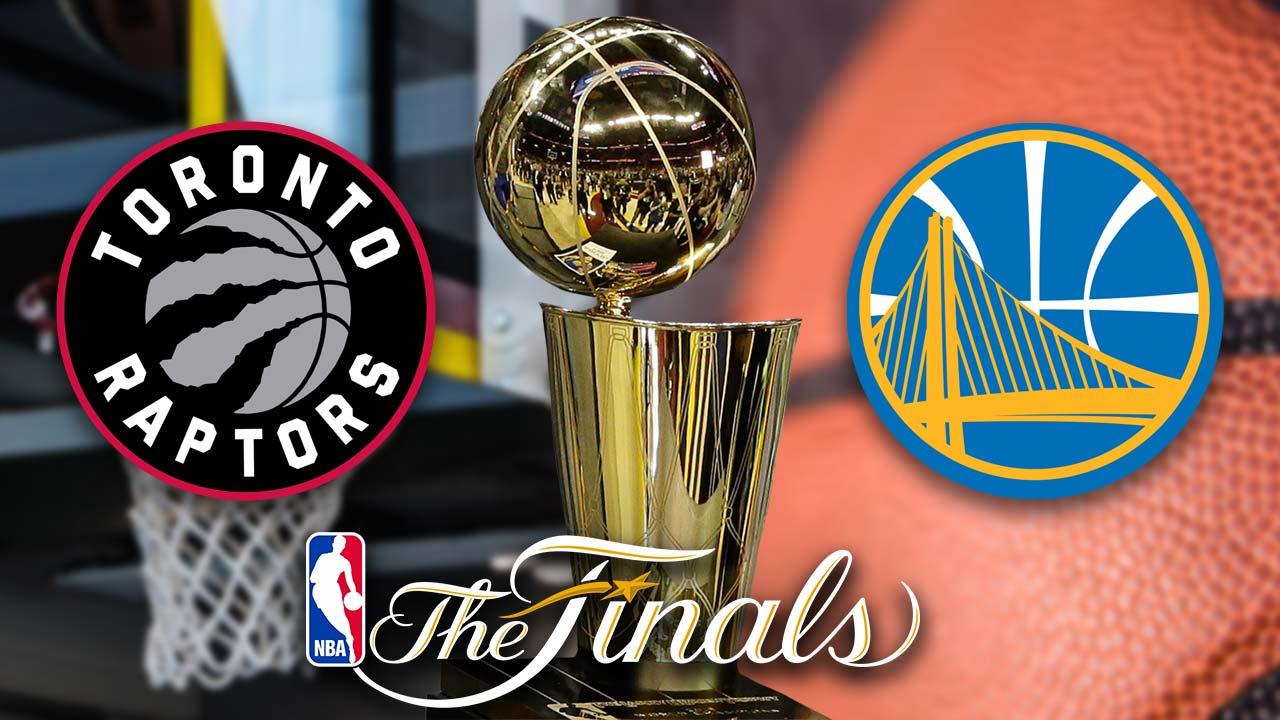 NBA Finals, Toronto Raptors and Golden State Warriors