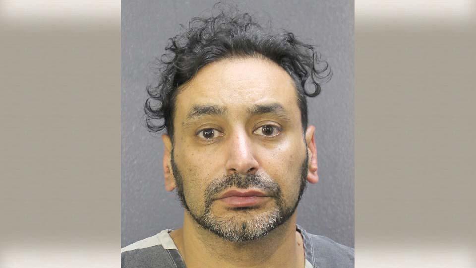 Albert Aiadtoss charged with rape.