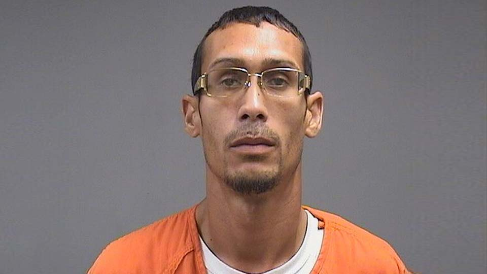 Emilio Estrada Benitez of Youngstown, is charged with negligent homicide