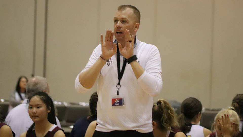 Justin Coffin New Boardman Girls Basketball Head Coach