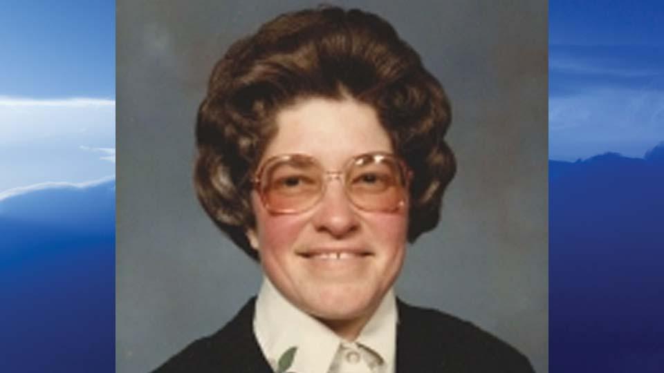 Marjorie Taft Sunbury, Johnston Township, Ohio - obit