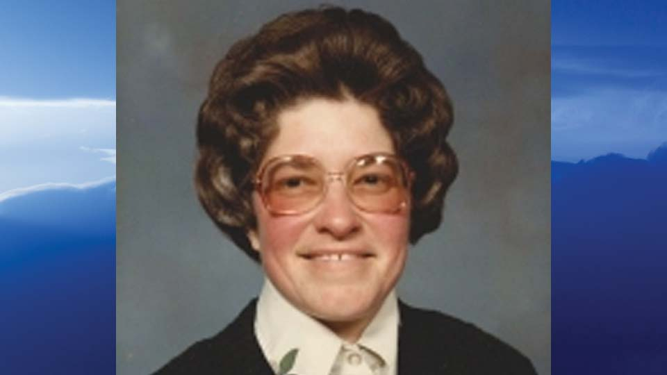 Marjorie Taft Sunbury, Johnston Township, Ohio – Obituary | WKBN com