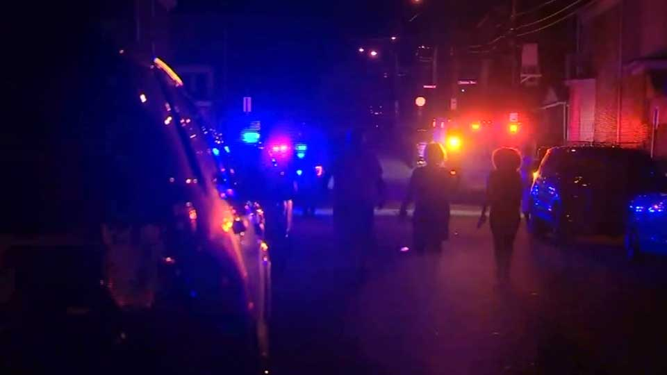 A Pittsburgh police officer is in critical condition after being shot several times.
