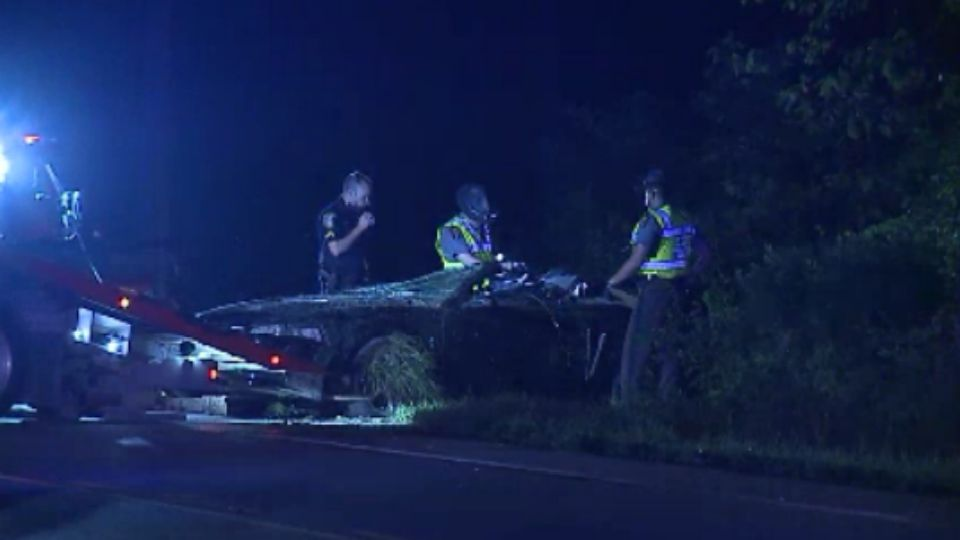 1 dead in South Ave. crash in Beaver Twp., Ohio