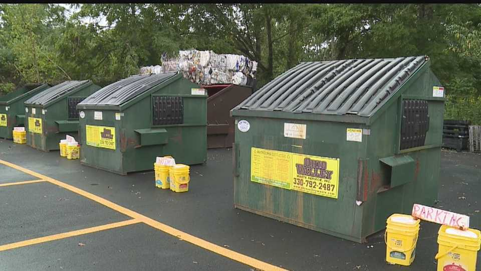 New recycling center in Howland